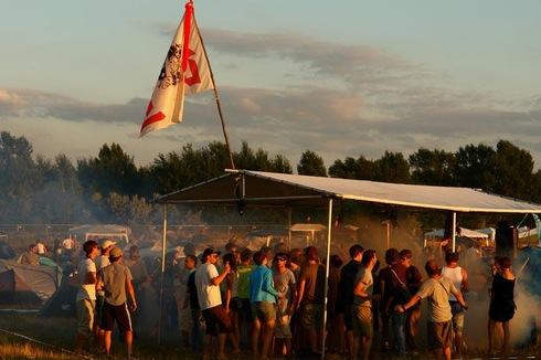 KiNQ Campingrave @ Melt! Festival