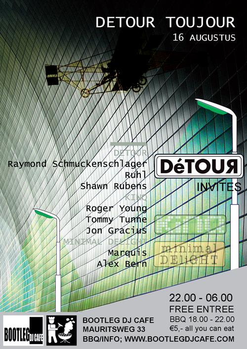 Detour Invites